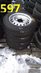 Продам комплект новых грузовых колёс 175/75R15LT. 5.0x15 6x139.70 ЦО 108,0мм.