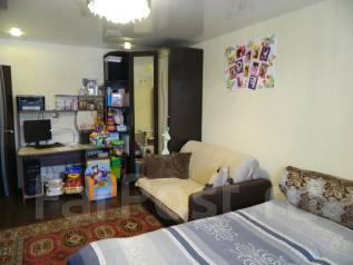 1-комнатная, улица Хабаровская 33. Железнодорожный, агентство, 37 кв.м.