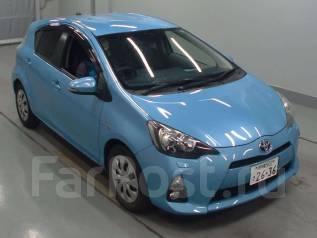 Toyota Aqua. автомат, передний, 1.5 (98 л.с.), бензин, 99 тыс. км, б/п. Под заказ