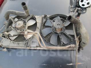 Радиатор охлаждения двигателя. Mazda Capella, GWER