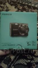Fujifilm FinePix JX520. зум: 5х