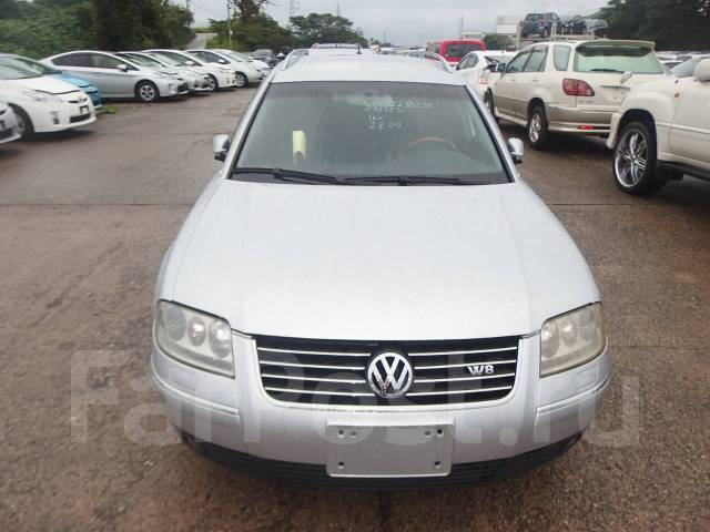 Тросик ручного тормоза. Volkswagen Passat, 3B3, 3B6, 3B