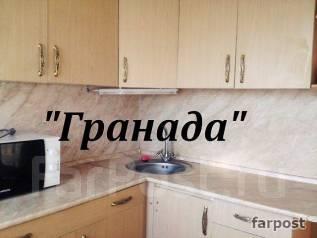 1-комнатная, улица Светланская 108б. Центр, агентство, 33 кв.м. Кухня