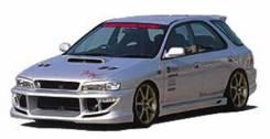 Порог пластиковый. Subaru Impreza. Под заказ