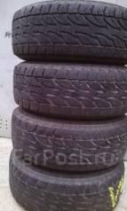 Bridgestone Dueler A/T D694. Летние, 2012 год, износ: 40%, 4 шт