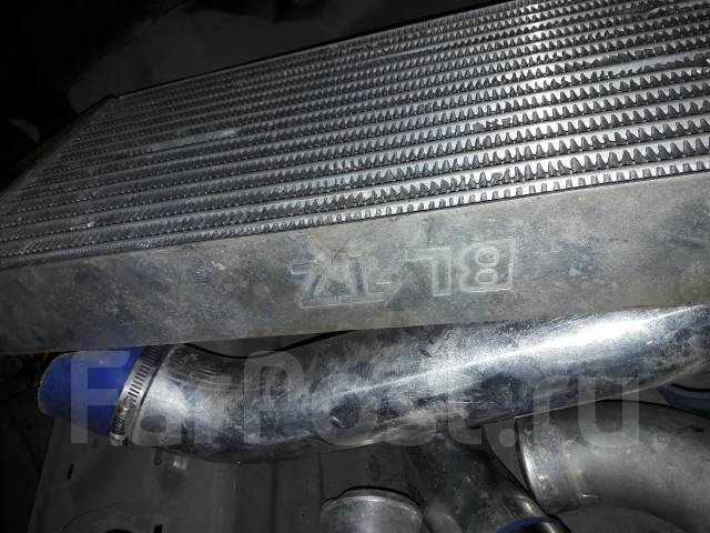 Интеркулер. Toyota Cresta, JZX90, JZX100 Toyota Chaser, JZX90, JZX100 Двигатели: 1JZGTE, 1JZGE, 1JZFE