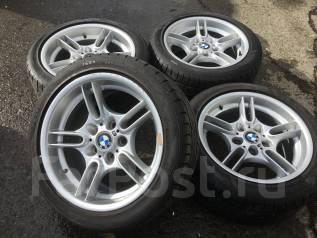 235/45-255/40R17 Bridgestone на литье BMW. В пути из Японии (Х051). 8.0/9.0x17 5x120.00 ET20/26. Под заказ