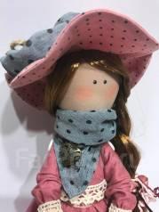 Куколка в стиле Тильда - нежное очарование