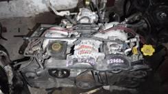 Двигатель. Subaru Legacy, BG9 Двигатель EJ25D