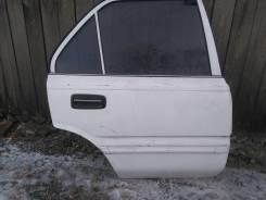 Дверь боковая. Toyota Corolla, AE91
