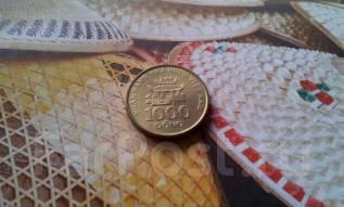 Вьетнам. 1 000 донгов 2003 года.