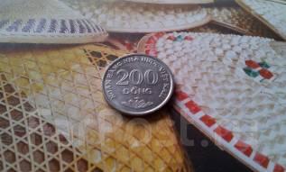 Вьетнам. 200 донгов 2003 года.