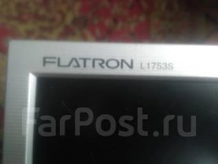 """LG Flatron L1753S. 17"""" (43 см), технология LCD (ЖК)"""