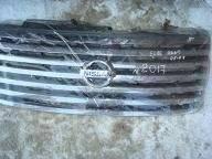 Решетка радиатора. Nissan Elgrand, ME51, E51, MNE51, NE51 Двигатели: VQ25DE, VQ35DE