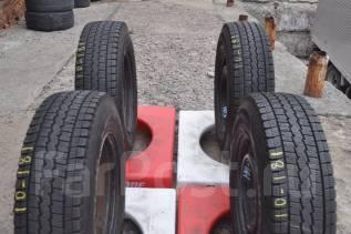 Dunlop Winter Maxx. Зимние, без шипов, 2014 год, износ: 100%, 4 шт