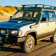 Шноркель. Isuzu Trooper Isuzu Bighorn Opel Monterey. Под заказ