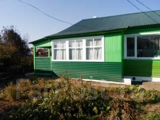 Дом в ПГТ Мухен 130 км до г. Хабаровск. Льва толстого 28 2, р-н Индустриальный, площадь дома 60 кв.м., скважина, электричество 7 кВт, отопление тверд...