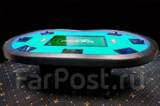 Электронный покерный стол для бизнеса в 2017