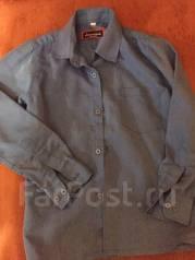 Рубашки школьные. Рост: 128-134, 134-140 см