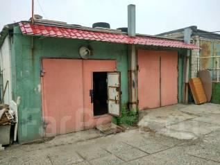 Боксы гаражные. улица Вязовая 1, р-н Чуркин, электричество. Вид снаружи