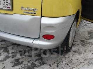 Клык бампера. Toyota Funcargo, NCP20