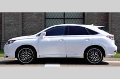 Обвес кузова аэродинамический. Lexus RX270. Под заказ