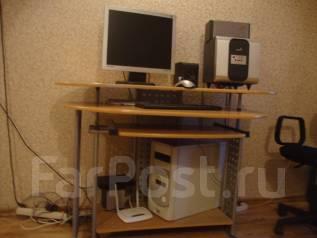 Продается настольный компьютер и стол-трансформер