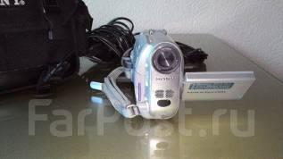 Sony DCR-HC30E. 4 - 4.9 Мп, с объективом