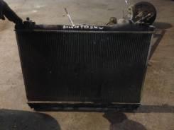 Радиатор охлаждения двигателя. Suzuki Escudo, TD54W