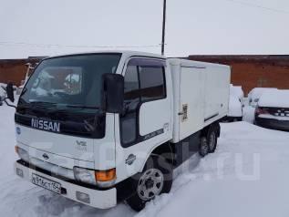 Nissan Atlas. 4WD Ниссан Атлас, 2 663 куб. см., 1 680 кг.