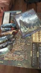 """Настольная игра """"Игра Престолов"""" 2-е издание"""