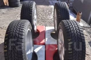 Toyo Tranpath S1. Зимние, 2007 год, износ: 100%, 4 шт