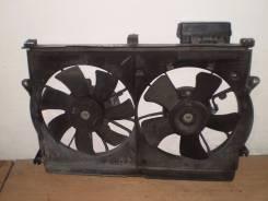 Вентилятор охлаждения радиатора. Toyota Avensis, AZT255, AZT250, AZT251 Двигатели: 2AZFSE, 1AZFE, 1AZFSE