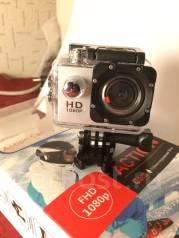 Новая Экшн камера FHD 1080P круче чем Go-Pro