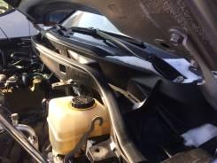 Решетка под дворники. Lexus LX570 Toyota Land Cruiser
