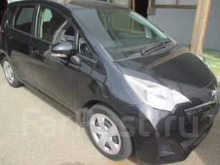 Toyota Ractis. автомат, передний, 1.5 (109 л.с.), бензин, 57 000 тыс. км