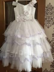 Платья бальные. Рост: 134-140 см