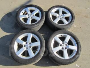 Комплект колес на MMC Outlander 225/55R18 Mо4846. x18
