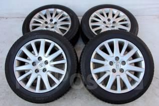 Колёса с шинами =Toyota Majesta= R17! Протектор 8мм! (№ 48300). 7.0x17 5x114.30 ET45