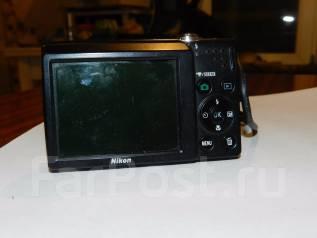 Nikon Coolpix S2550. 10 - 14.9 Мп, зум: 4х