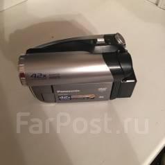 Panasonic VDR-D50. 20 и более Мп, без объектива