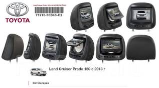 Для Toyota LC150 и Lexus NX GX IS ES подголовники