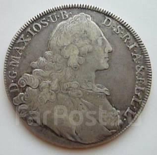 1 талер 1765 года. Серебро. Под заказ!