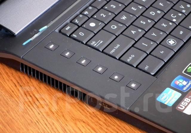 "Asus N73SV. 17.3"", 2,1ГГц, ОЗУ 4096 Мб, диск 500 Гб, WiFi, Bluetooth, аккумулятор на 3 ч."