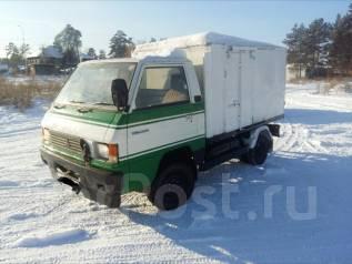 Mitsubishi Delica. Ммс делика хороший грузовечек, 2 400 куб. см., 1 200 кг.