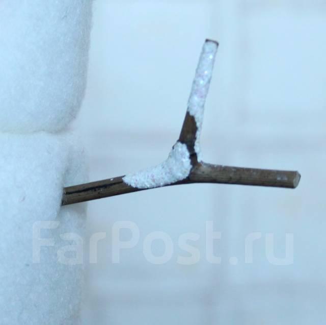 Снеговик -Полицейский. Hand Made/ очень прикольный. на праздники. новый