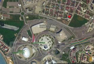 Земельный участок в Сочи, Олимпийский парк. 300 кв.м., собственность, электричество, вода, от частного лица (собственник)