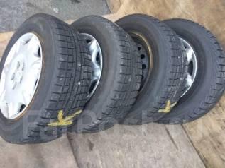 Продам зимние шины 215/65R16 на дисках. x16 5x114.30
