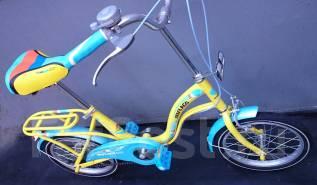 Продам новый велосипед эксклюзив-классик, Япония Sixflags