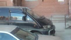 Шноркель. Hyundai Starex Nissan Gazelle Mitsubishi Delica. Под заказ